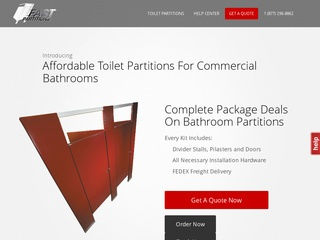 Fast Partitions Toilet Partitions